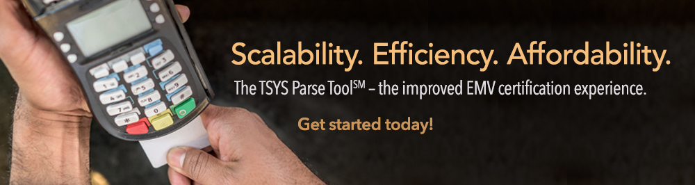 TSYS Parse Tool