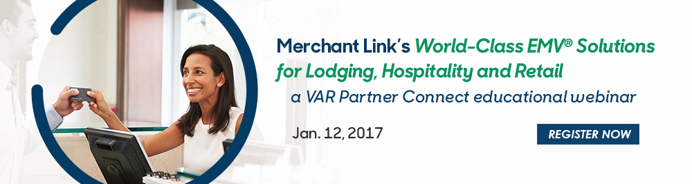 World-Class EMV Solutions offered by Merchant Link