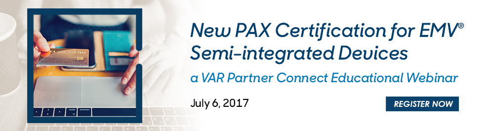 New PAX Certification